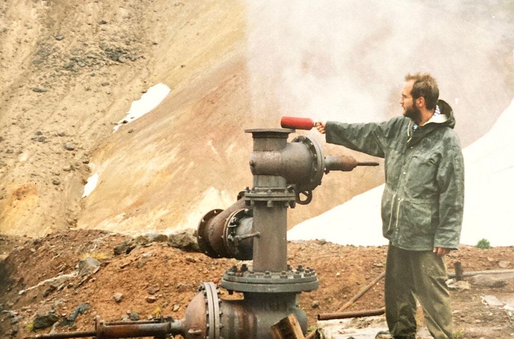 Projekte Geothermale Anlagen